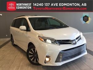 2018 Toyota Sienna XLE AWD 7-Passenger V6 | Limited Package