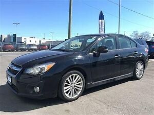 2014 Subaru Impreza AWD, Leather, Navigation Luxury in a Small P