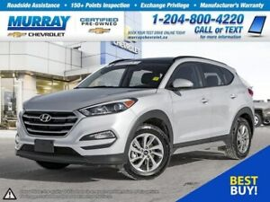 2018 Hyundai Tucson *Rear View Camera, Heated Seats, Bluetooth*