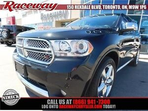 2013 Dodge Durango Citadel AWD|Sunroof|Navigation