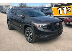2019 Gmc Acadia -SLT1 | BLACK EDITION | SUNROOF | TRAILERING |