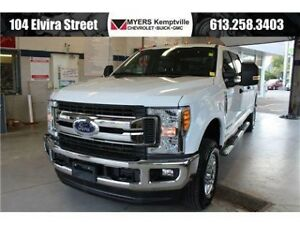 2017 Ford Super Duty F-250 SRW XLT Diesel !!! Crew 8ft Box!!!