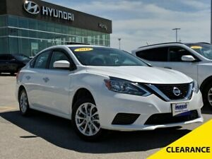 2019 Nissan Sentra 1.8 SV *with Backup Camera. Sunroof. Bluetoot