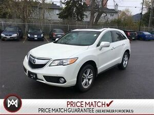 2014 Acura RDX TECH PACKAGE AWD LEATHER NAVIGATION