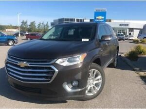 2019 Chevrolet Traverse High Country   DEMO   AWD   DUAL SUNROOF