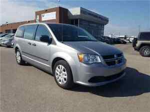 2016 Dodge Grand Caravan SE Rear Stow AND GO !!!