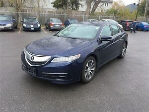 2015 Acura TLX TECH LEATHER NAVIGATION SUNROOF