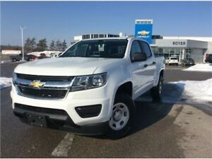 2018 Chevrolet Colorado WT   H.D. TRAILERING PKG   BLUETOOTH