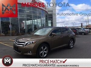 2013 Toyota Venza LIMITED V6, LEATHER, SUNROOF Need to TOW, HAUL