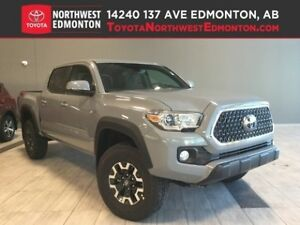 2019 Toyota Tacoma 4X4 Double Cab V6 TRD Off-Road (SHORT BOX)