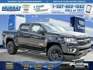 2019 Chevrolet Colorado -