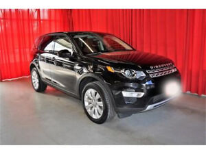 Land Rover Discovery HSE Luxury Sport