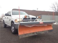 2014 Ram 2500 SXT Comes With Brand NEW Snow Plow AND Salter