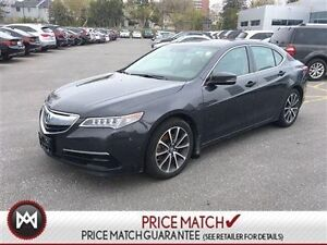 2015 Acura TLX TECH PACKAGE SH-AWD LEATHET