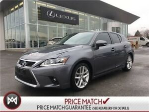 2016 Lexus CT 200h SUNROOF LEATHER BACK UP CAMERA TOURING PACKAG