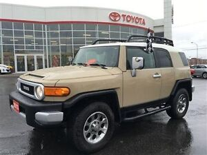 2012 Toyota FJ Cruiser Off Road Package Rare and Beautiful Vehic