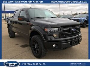 2013 Ford F-150 FX4 | 4x4 | A/C | Nav | Trailer Tow Package