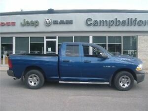 2009 Ram 1500 AIR Conditioning Bench Seat 4X4 Power Windows AND