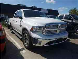 2017 Ram 1500 Laramie Leather, Navigation, AIR Ride Suspension !