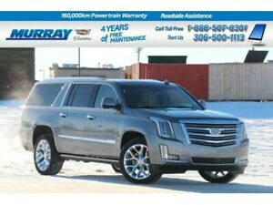 2019 Cadillac Escalade ESV PLATINUM AWD*REMOTE START,SUNROOF,HEA
