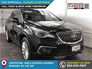 2018 Buick Envision Preferred AWD - Power Liftgate - Heated F...