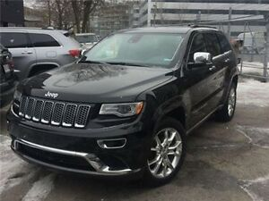 Jeep Grand Cherokee summit 4 portes 4rm 2014