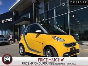 2014 Smart Fortwo Electric, cruise control