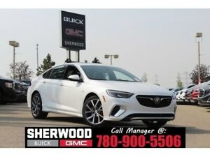 2018 Buick Regal GS   Heated/AC Leather   Memory Seats   Sunroof