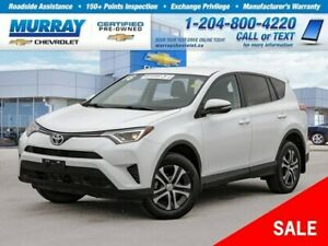 2016 Toyota RAV4 *USB Port, ABS Brakes*