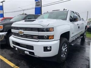 2018 Chevrolet Silverado 3500HD LTZ  - Navigation