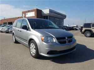 2016 Dodge Grand Caravan SE Rear Stow AND GO !!!!