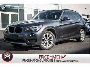 2014 BMW X1 PREMIUM, AWD, EXECUTIVE