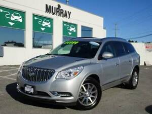 2016 Buick Enclave Leather AWD Remote start, Bluetooth