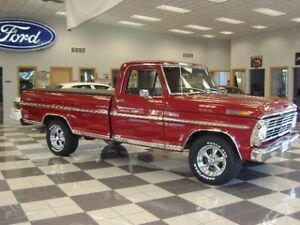 Looking for 67-72 Ford truck
