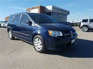 2015 Dodge Grand Caravan SE Rear Stow AND GO !!!
