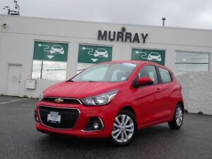 2018 Chevrolet Spark 1LT CVT Rear vision camera