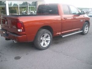 2013 Ram 1500 Sport AIR Suspension Navigation 4X4 8.4 Radio Belleville Belleville Area image 4