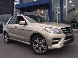 2012 Mercedes-Benz ML350 DIESEL, AMG STYLING, 7G-TRANSMISSION, P