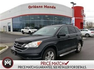 2011 Honda CR-V EX-L LEATHER INTERIOR ,HEATED SEATS, PERFECT CRV