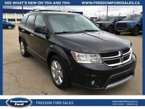 2014 Dodge Journey R/T | AWD | NAV | Uconnect | Rear Seat Video