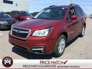 2017 Subaru Forester AWD BACK UP CAMERA HEATED SEATS