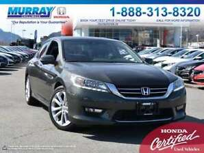 2014 Honda Accord Sedan Touring *LEATHER, NAVIGATION, SUNROOF*