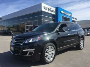 2015 Chevrolet Traverse LT   7-Seater   AWD   Bluetooth