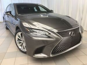 2018 Lexus LS Executive Package