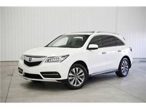 2014 Acura MDX SH-AWD + 7 PASSAGERS GPS+BACK-UP CAMERA+SUN ROOF