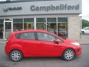 2012 Ford Fiesta 4 Door Hatchback Automatic AIR Conditioning Pow