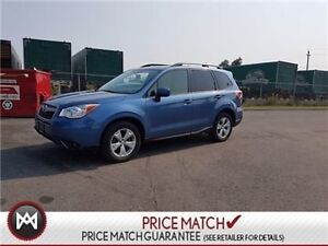 2015 Subaru Forester ONE OWNER - LOADED AND CLEAN