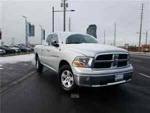 2011 Ram 1500 SLT Luxury Package, Uconnect, Only 54, 000 KMS !!!