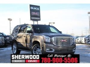 2019 GMC Yukon SLT | Heated/AC Leather | Memory Seat | Bose Audi