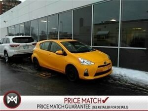2014 Toyota Prius C UPGRADE PACKAGE, CRUISE, FOLDING REAR SEAT H
